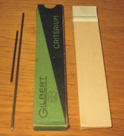 Pap Boîte Critérium Gilbert 13 X 2.5 Cm Année 60 - Autres Collections