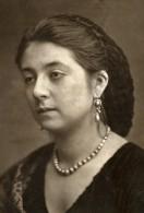 France Actrice Leonide Leblanc Ancienne Photoglyptie Photo 1875 - Photographs