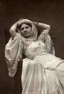France Comedie Francaise Actrice Miss Rousseil Ancienne Photoglyptie Photo Carjat 1875 - Photographs