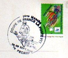 76  FECAMP  7° Manche De La Coupe De France  La Poste VTT  28/09/96