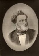 France Politique Ministre Jules Favre Ancienne Photoglyptie Photo Pierre Petit 1875 - Photographs