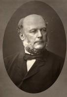 France Politicien Jules Grevy Ancienne Photoglyptie Photo Mulnier 1875 - Photographs