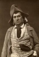 France Theatre Acteur Louis Francois Faille Ancienne Photoglyptie Photo Frank 1875 - Photographs