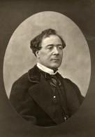France Theatre Acteur Rene Luguet Ancienne Photoglyptie Photo Franck 1875 - Old (before 1900)
