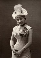 France Theatre Actrice Noemie Vernon Ancienne Photoglyptie Photo Charles 1875 - Photographs