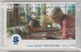 ISRAEL 2012 NEW TELECARD 20 UNITS 60 YEARS - Israel