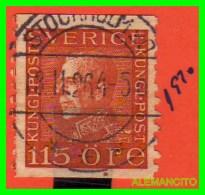 SUECIA    (  SVERIGE )    SELLO  AÑO 1920 - Usados