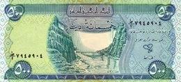 IRAQ 500 DINARS 2004 P-92 UNC [IQ348a] - Iraq