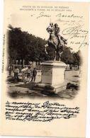 CPA  Statue De Du Gueslin,de Frémiet Inaugurée A Dinan Le 20 Juillet 02 (243037) - France