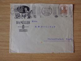 08.08.1917, BELEG Von SPIELWAREN B.A.MÜLLER, KÖNIGLICH-SÄCHSISCHER HOFLIEFERANT Mit STEMPEL Von DRESDEN ALTST.24 - Cartas