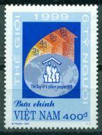 VIETNAM 1999 BIRTH OF 6 000 000 000 EARTH BURGERS MNH M00327 - Viêt-Nam