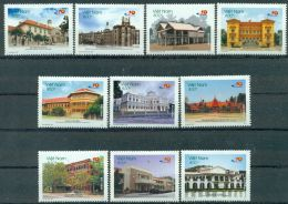 VIETNAM 2007 40TH ANNIV. OF ASEAN - ARCHITECTURE MNH M00383 - Viêt-Nam