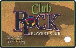 Camel Rock Casino Tesuque NM Slot Card - Cpi 30411 Over Mag Stripe  (BLANK) - Casino Cards