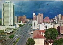 SALISBURY RHODESIA JAMESON AVENUE (NOW ZIMBABWE ) 2 SCANS - Zimbabwe
