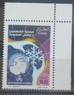 Algeria 2009 MNH Stamp - Protection Of North & South Poles And Glaciers - Environment - Algerien (1962-...)