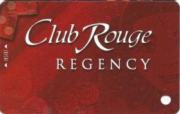Casino Rouge - Baton Rouge, LA - Slot Card - Last Line In Paragraph Starts 'problem' - BLANK - Casino Cards