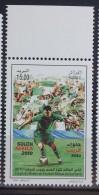 Algeria 2010 MNH Stamp - South Africa World Championship Football Cup Soccer - Algeria Player - Algeria (1962-...)