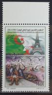 Algeria 2011 Stamp MNH - 50th Anniv Of The Day Immigration - Algeria (1962-...)