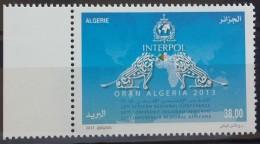 Algeria 2013 MNH Stamp - 22nd African Regional Conference - Africa - Algeria (1962-...)