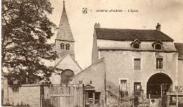 CPA LONGVIC AVIATION. église, Poulailler. - France