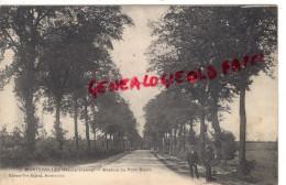 87 - MORTEROLLES - AVENUE DU PONT BLANC   1907 - Frankrijk