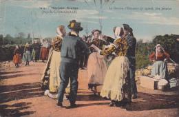 Bretagne -- Mariage Breton -- Pays De Cornouaille -- La Gavotte D'Honneur -- 3° Figure Dite Jabadao - Bretagne