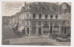 55 MEUSE - SAINT MIHIEL Hôtel Du Cygne - Saint Mihiel