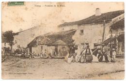 52 - VOISEY - Fontaine De La Vaux +++++ Édit. Denizot-Ragot, Voisey +++ 1909 +++ ÉTAT - Autres Communes