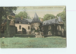 Environs De MARCILLAC LA CROISILLE, Château De Pebeyre. 2 Scans. Edition Gauteux - France