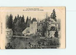 Château De LA GANNE, Près USSEL. 2 Scans. Edition Eyboulet - France
