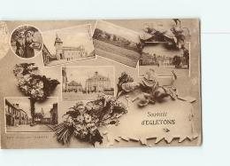 EGLETONS : Souvenir  2 Scans. Edition Chassaing - Egletons