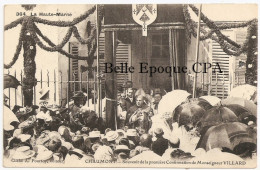 52 - CHAUMONT - Souvenir De La Première Confirmation De Monseigneur VILLARD +++ A. Pourtoy, édit., #364 +++ 1909 ++ RARE - Chaumont