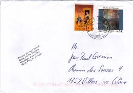 Brief 2013 In Die Schweiz (n154) - Office De Genève