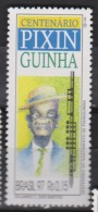 MB 3633) Brasilien Mi# 2748 **: 100. Geburtstag Von Pixinguinha (1898-1973), Komponist, Musiker, Arrangeur; Flöte - Muziek