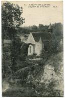 Crépy-en-Valois L'Église De Bouillant - Crepy En Valois