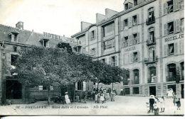 N°49976 -cpa Pont Aven -hôtel Julia Et L'annexe- - Pont Aven