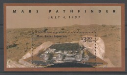 "USA BL35 **  (MNH)  "" Mars Pathfinder - July 4, 1997 """