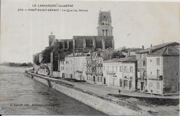 CPA GARD Pont Saint Esprit Circulé - Pont-Saint-Esprit