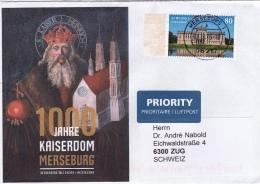 Brief 2015 In Die Schweiz (o168) - [7] Federal Republic