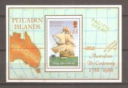 Hb-9 Pitcairn - Islas De Pitcairn