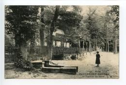 Bois De Clamart Meudon La Fontaine Sainte Marie - Clamart