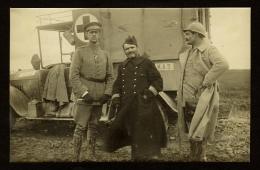 RARETE - VAUX DEVANT DAMLOUP - REDDITION DU COMMANDANT RAYNAL DÉFENSEUR DU FORT DE VAUX LE 7 JUIN 1916 ( GUERRE VERDUN ) - Autres Communes