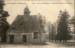 35 - PAIMPONT - LES FORGES - Paimpont