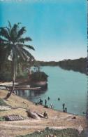 GABON - MOUILA - EMBARCADERE SUR LE N GOUNIE - Gabon