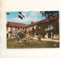 14 - CPSM - BARNEVILLE - Hôtel Du Val D'Or - Belle Carte Dentelée Peu Commune - Autres Communes