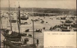 35 - CANCALE - Port - Bateaux - Cancale