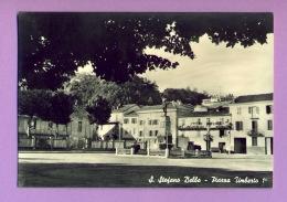 S. Stefano Belbo - Piazza Umberto I° - Cuneo