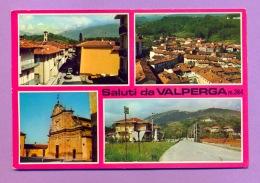 Saluti Da Valperga - Italia
