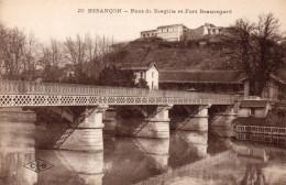 BESANCON  Pont De Brégille - Besancon