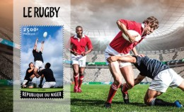 Niger. 2016 Rugby. (220b) - Rugby